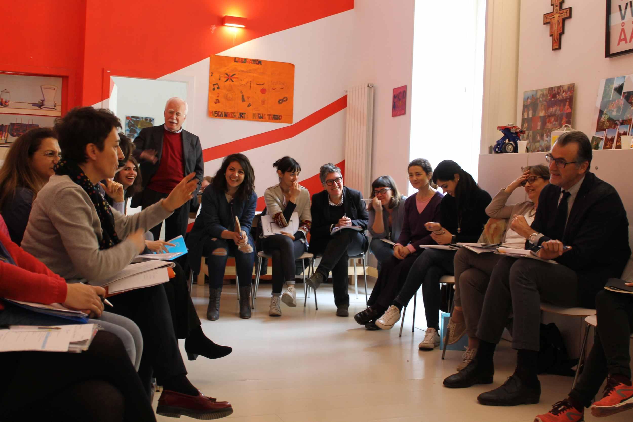 #Sibec: il racconto fotografico del secondo modulo a Napoli