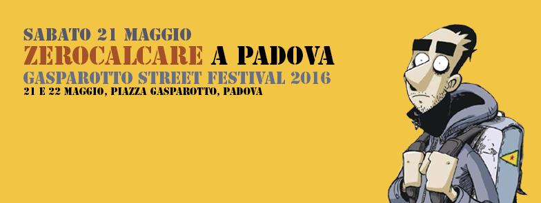 Gasparotto Street Festival, il 21 e 22 maggio a Padova