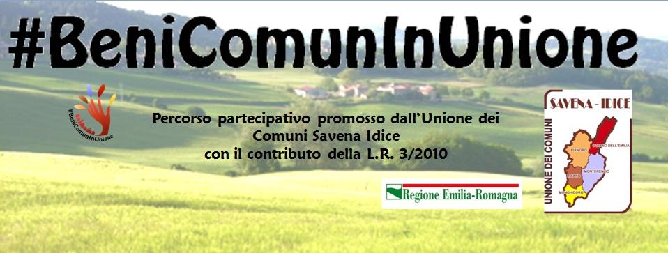 L'incontro finale di #BeniComunInUnione a Ozzano Emilia