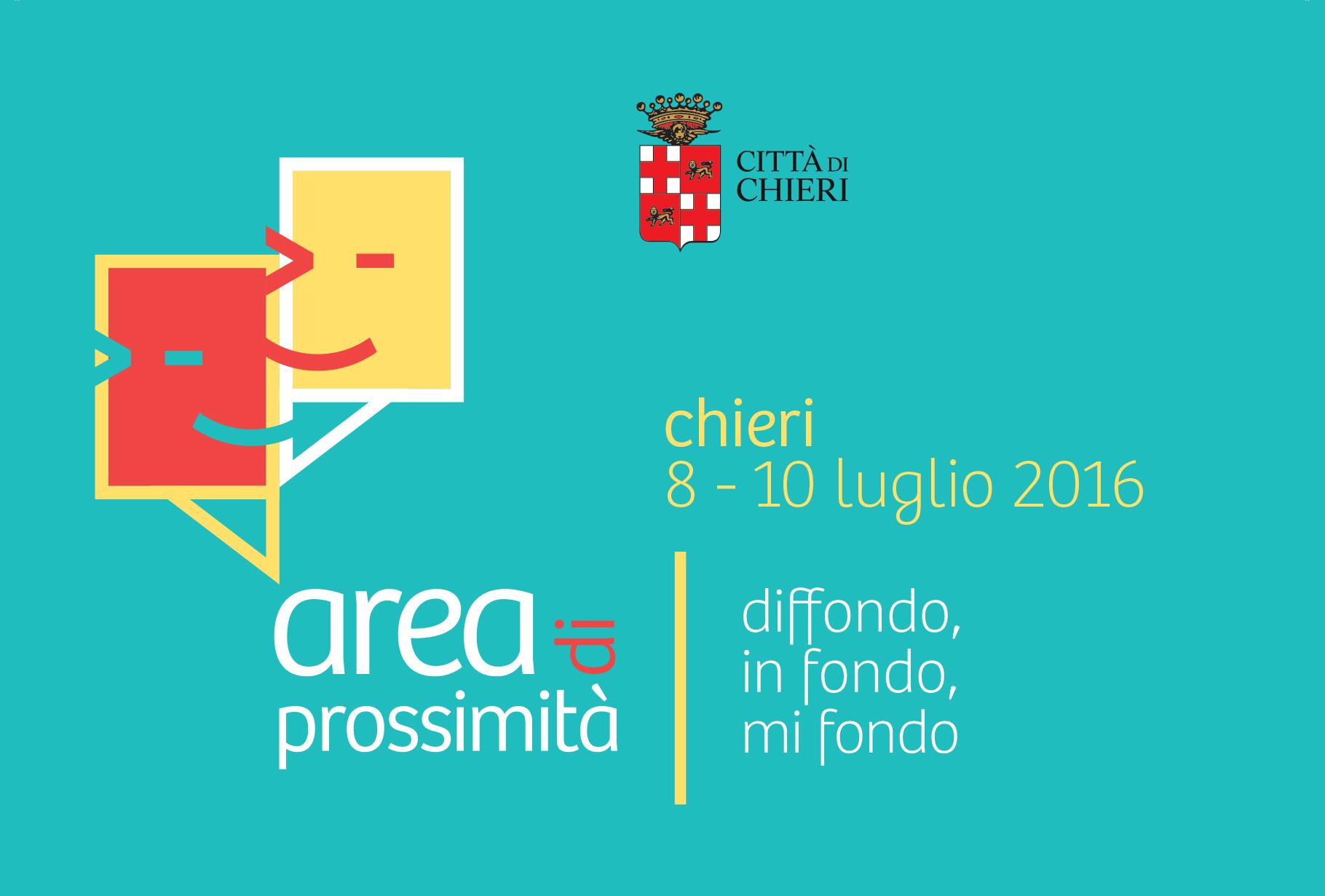 AREA di prossimità: Chieri un anno dopo il Festival Internazionale dei Beni Comuni