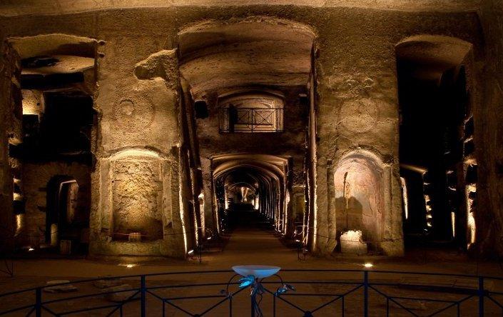 Catacombe di Napoli, il patrimonio culturale come strumento per lo sviluppo economico e sociale