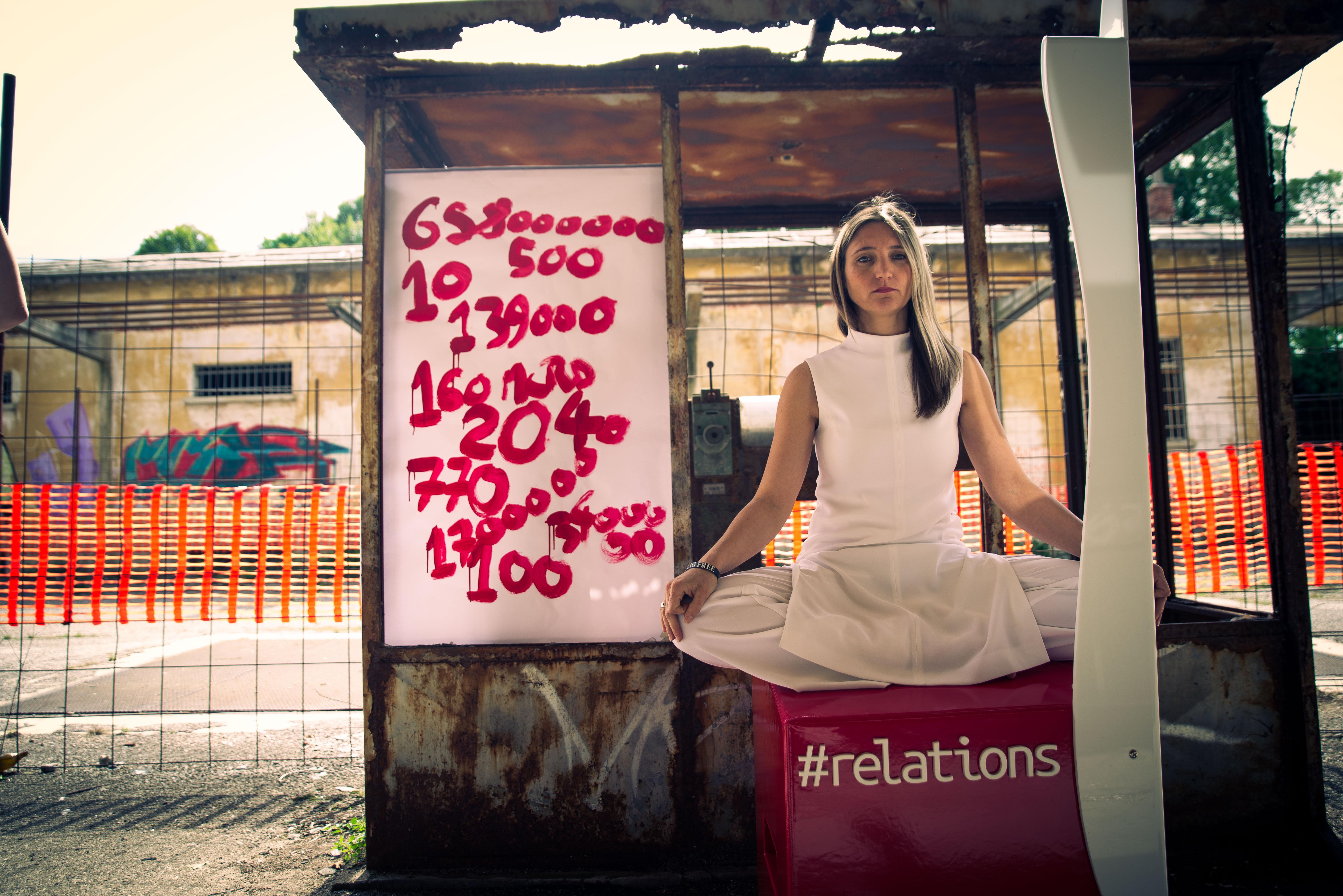 La social art di #numbers. Intervista ad Alessandro Rinaldi