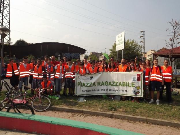 Piazzaragazzabile_Collegno