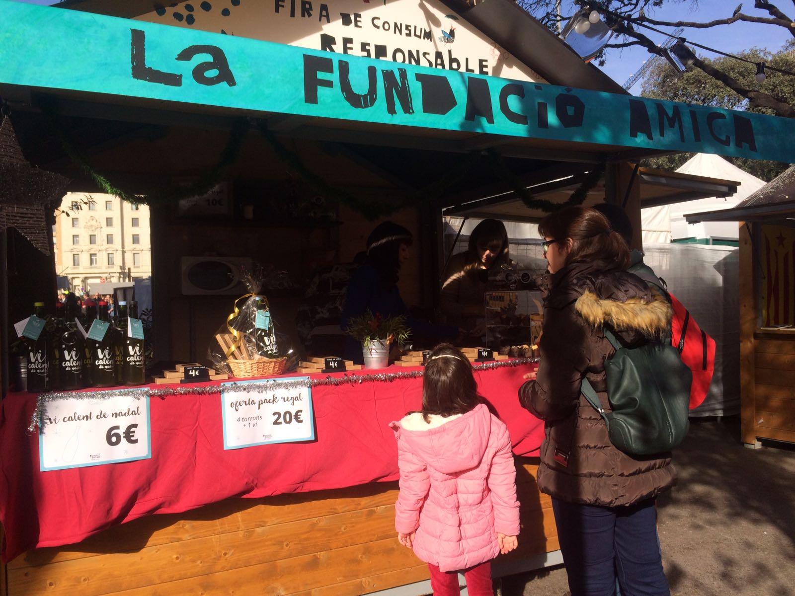 A Barcellona la Fiera di Natale è sul Consumo Responsabile e l'Economia Sociale e Solidale