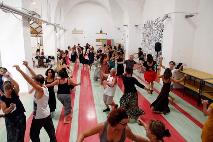 Puglia, arriviamo! Ultimo modulo SIBEC a ExFadda, San Vito dei Normanni (BR)
