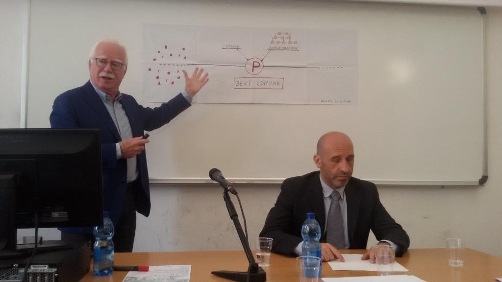 A Milano l'incontro per coprogettare e gestire i patti di collaborazione