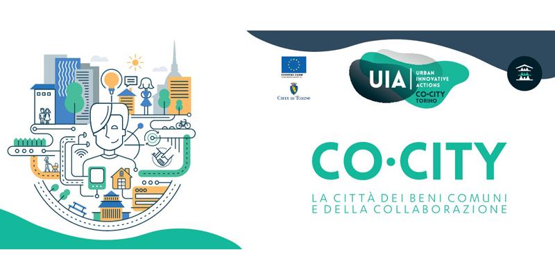 Co-City: sfida e al tempo stesso occasione per la Città di Torino