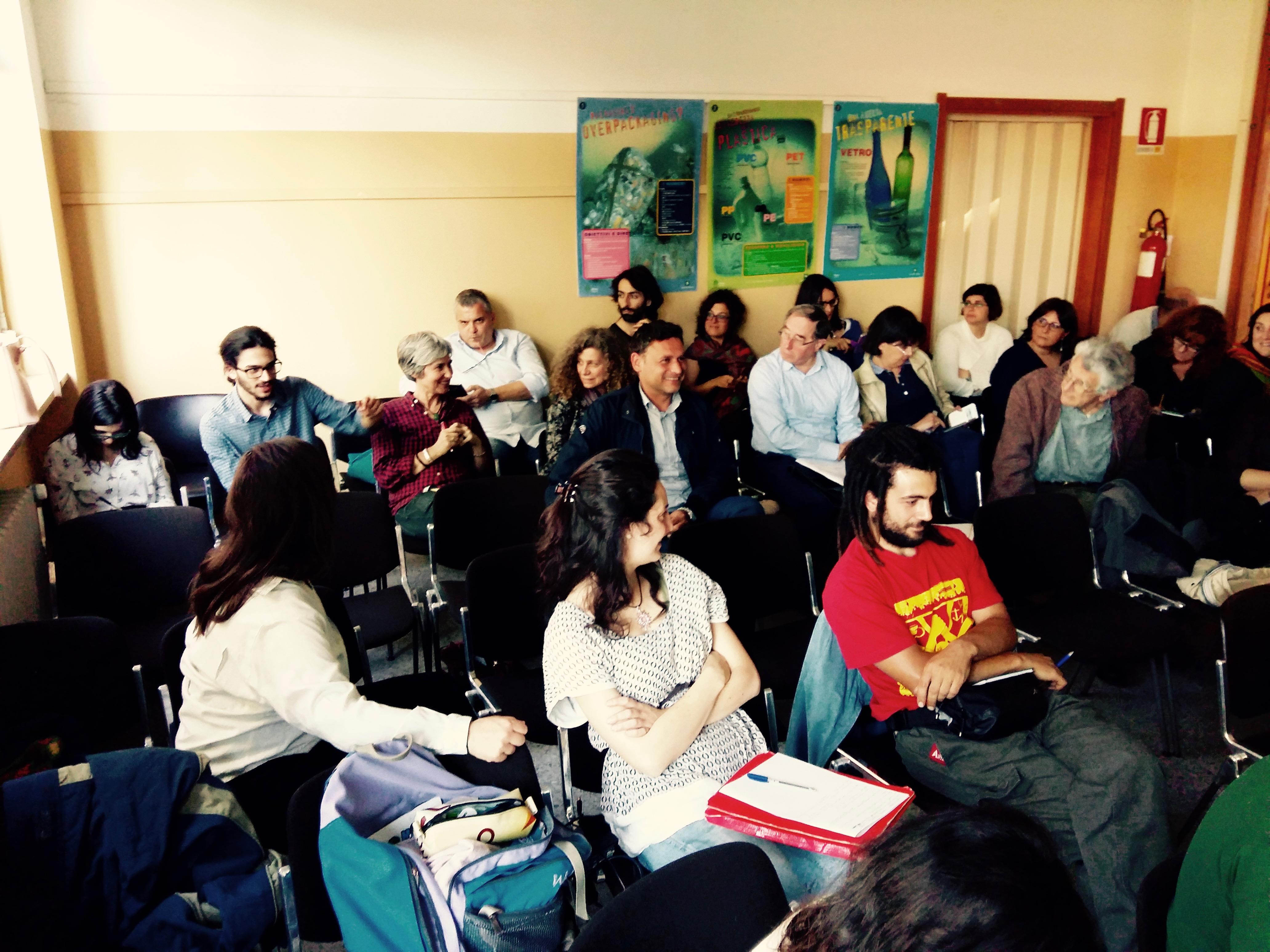 Varese, una rete di attori diversi per i beni comuni