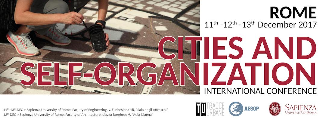 Città e auto-organizzazione: buone pratiche per una città collaborativa