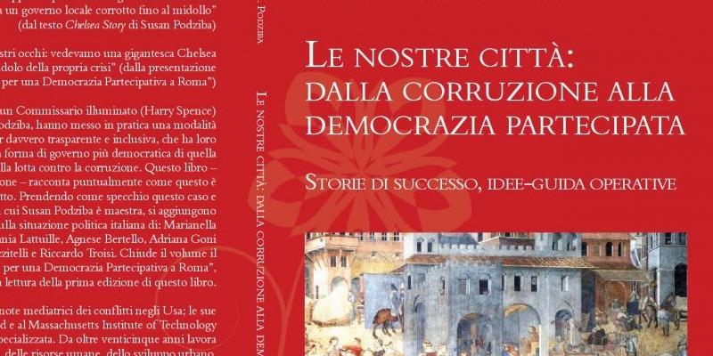Podziba: le nostre città, dalla corruzione alla democrazia partecipata